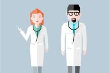 为什么手术室医生不穿白大褂,而穿绿色或蓝色制服?