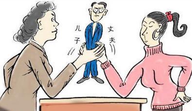 控制欲才是婆媳矛盾的根本原因